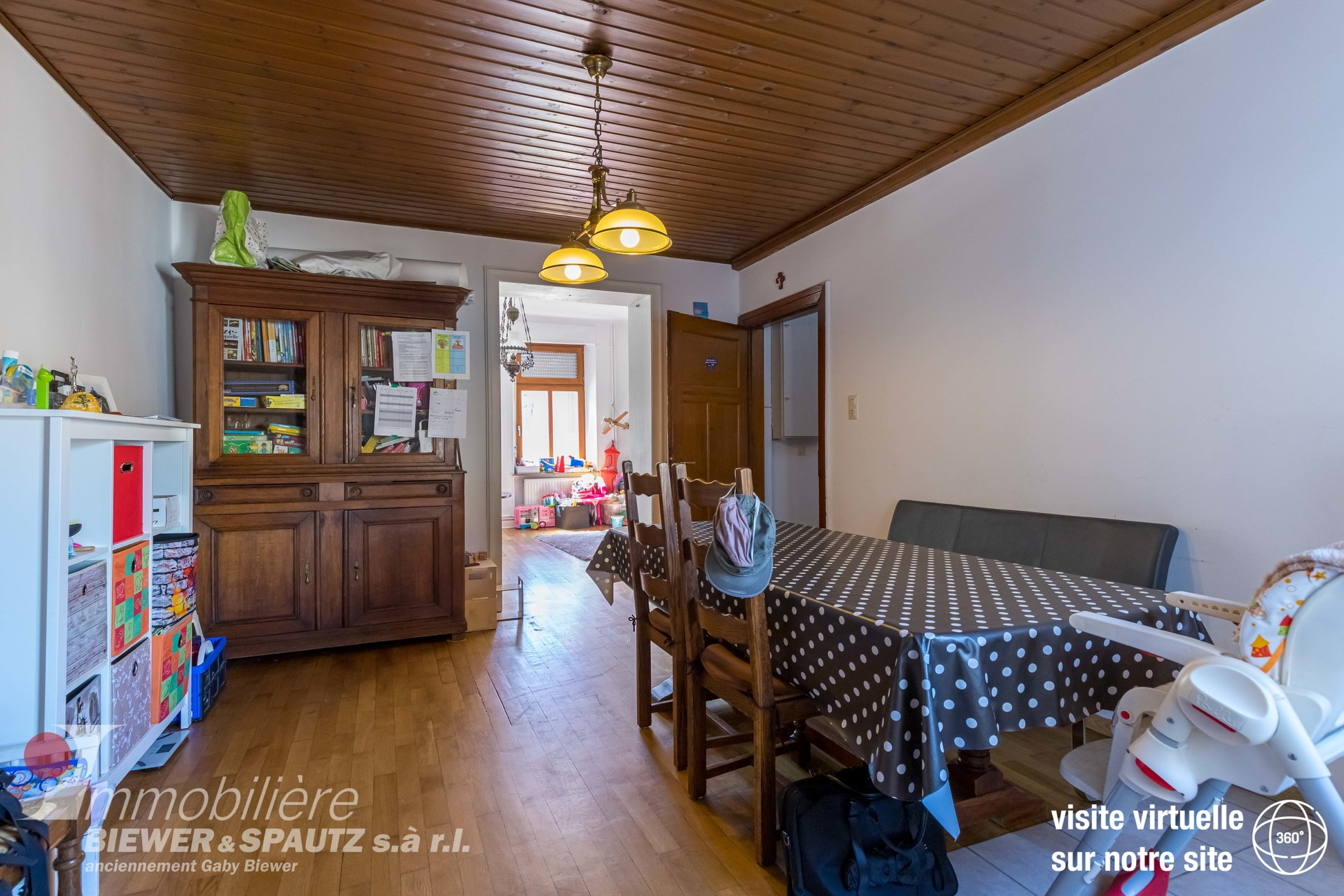 UNDER SALES AGREEMENT - semi-detached house with 5 bedrooms in Wasserbillig