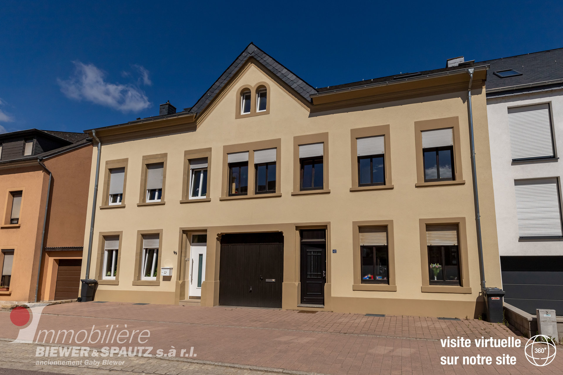 SOLD - semi-detached house with 5 bedrooms in Wasserbillig