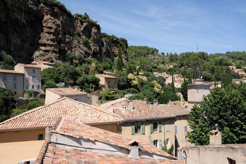 Cotignac house village