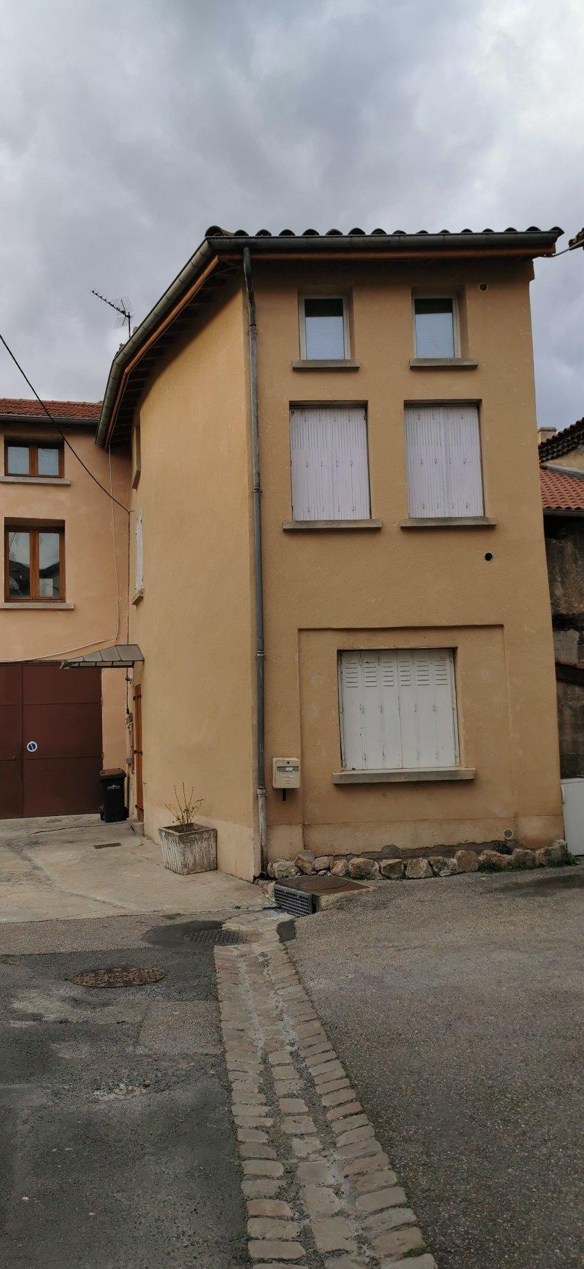 Vente Maison de village - Sury-le-Comtal