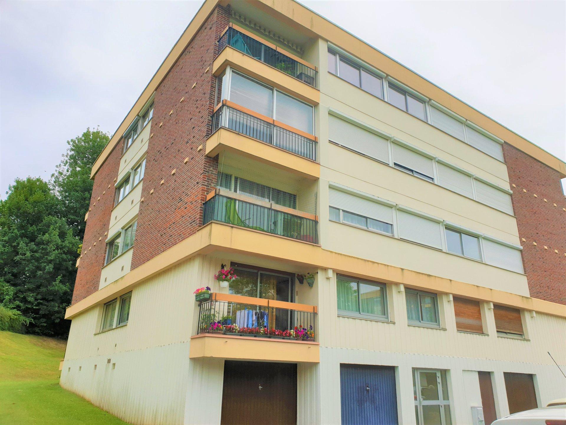 T3 avec balcon à DEVILLE LES ROUEN