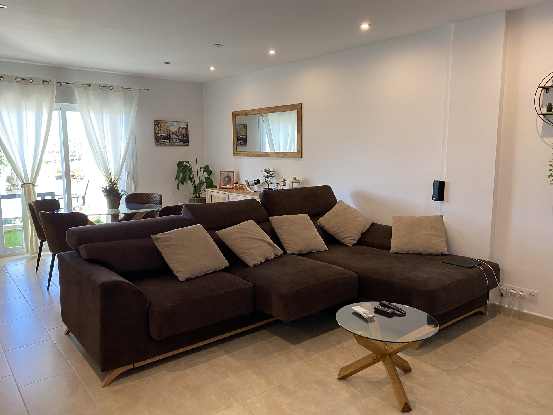 New modern apartment near the center of Teulada