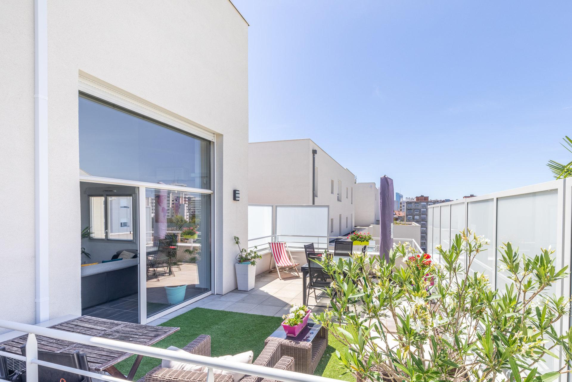 Appartement toit terrasse de 2016
