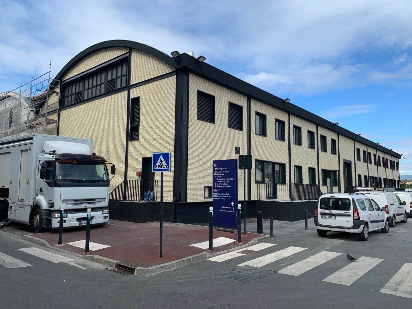 Sale Premises - Aubervilliers