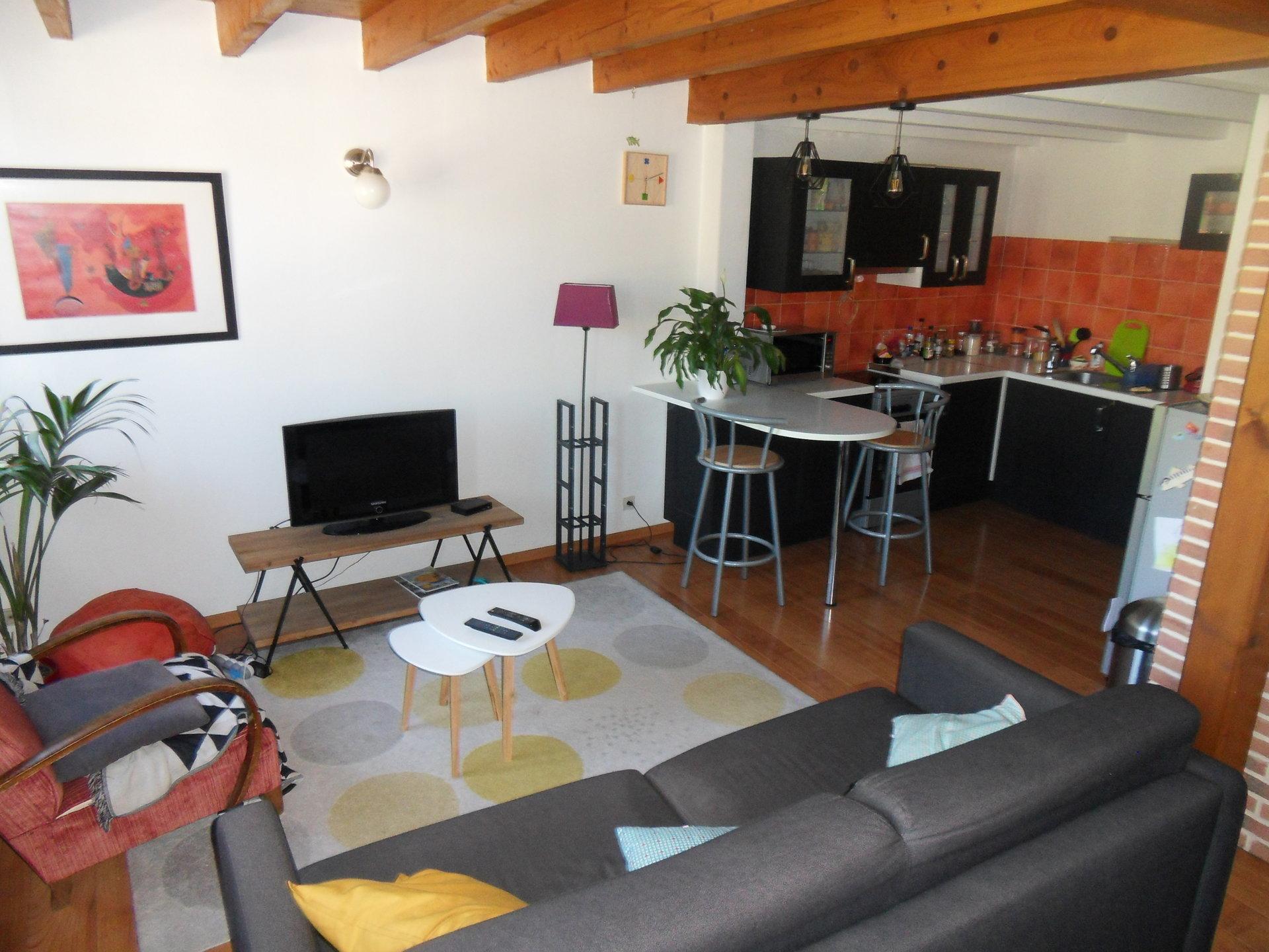 Lacroix Falgarde - Duplex T3 de 73m² au sol
