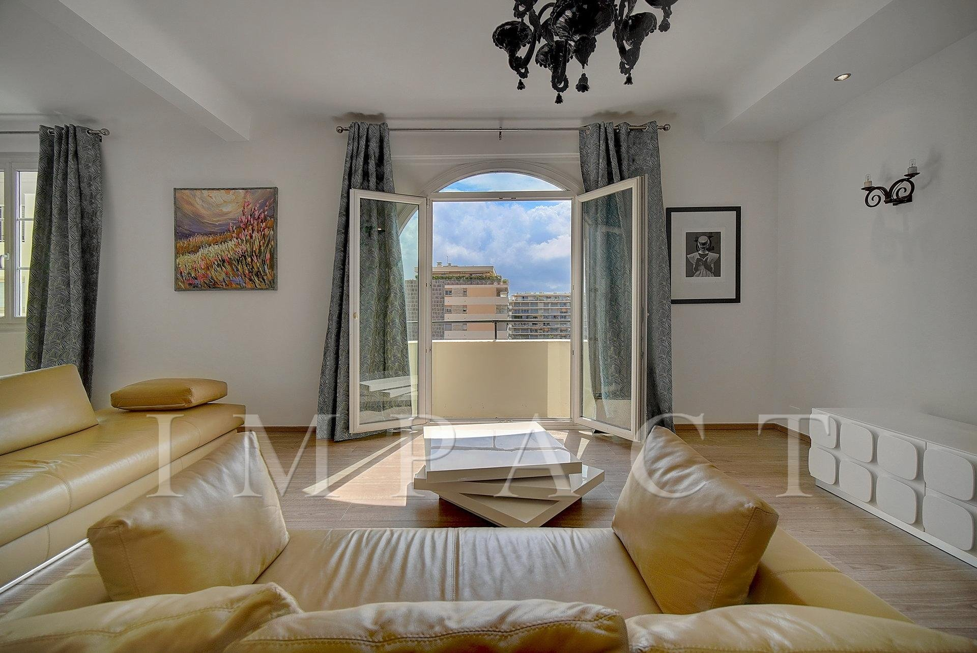 3 bedroom apartment to rent in Cannes