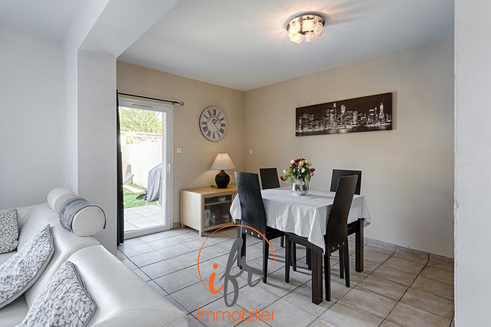 Maison 3 chambres avec jardin Montbernier