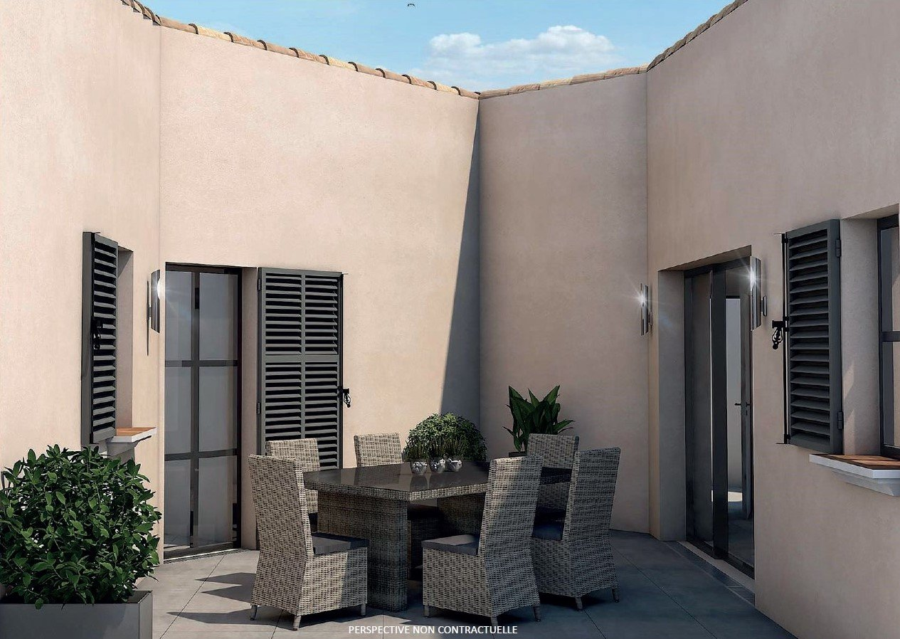 Appartement  3 pièces - Place des Lices Saint-Tropez