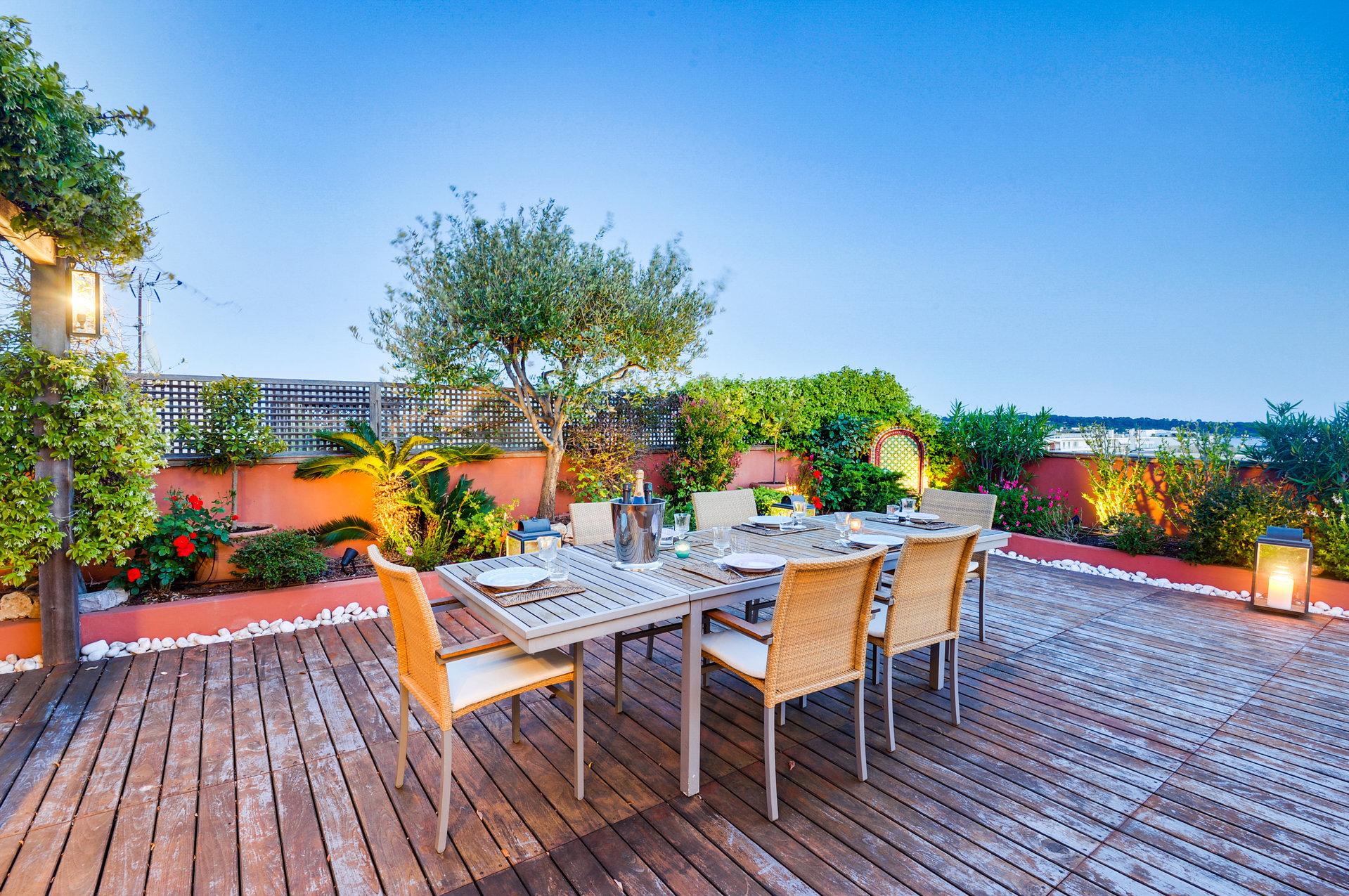 Cannes - Appartement  - 4 pièces - Pointe Croisette