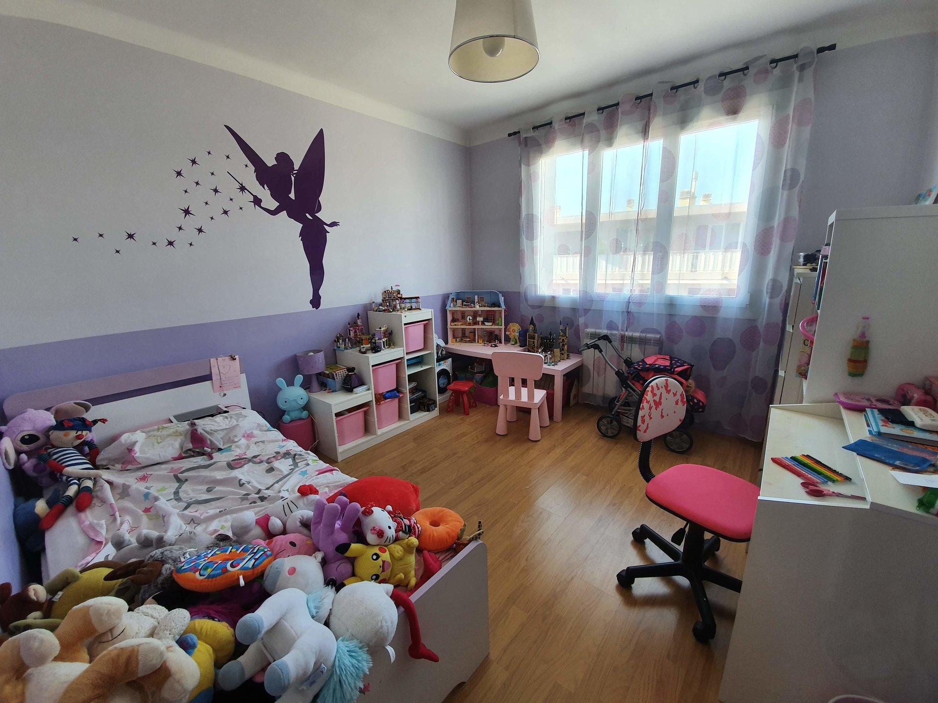 Appartement T4 CALME