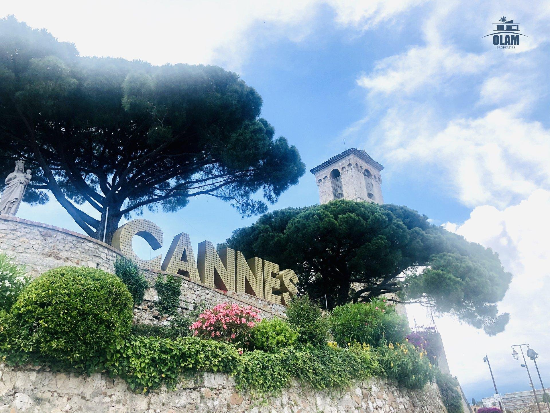 Сезонная аренда Квартира - Канны (Cannes) Centre