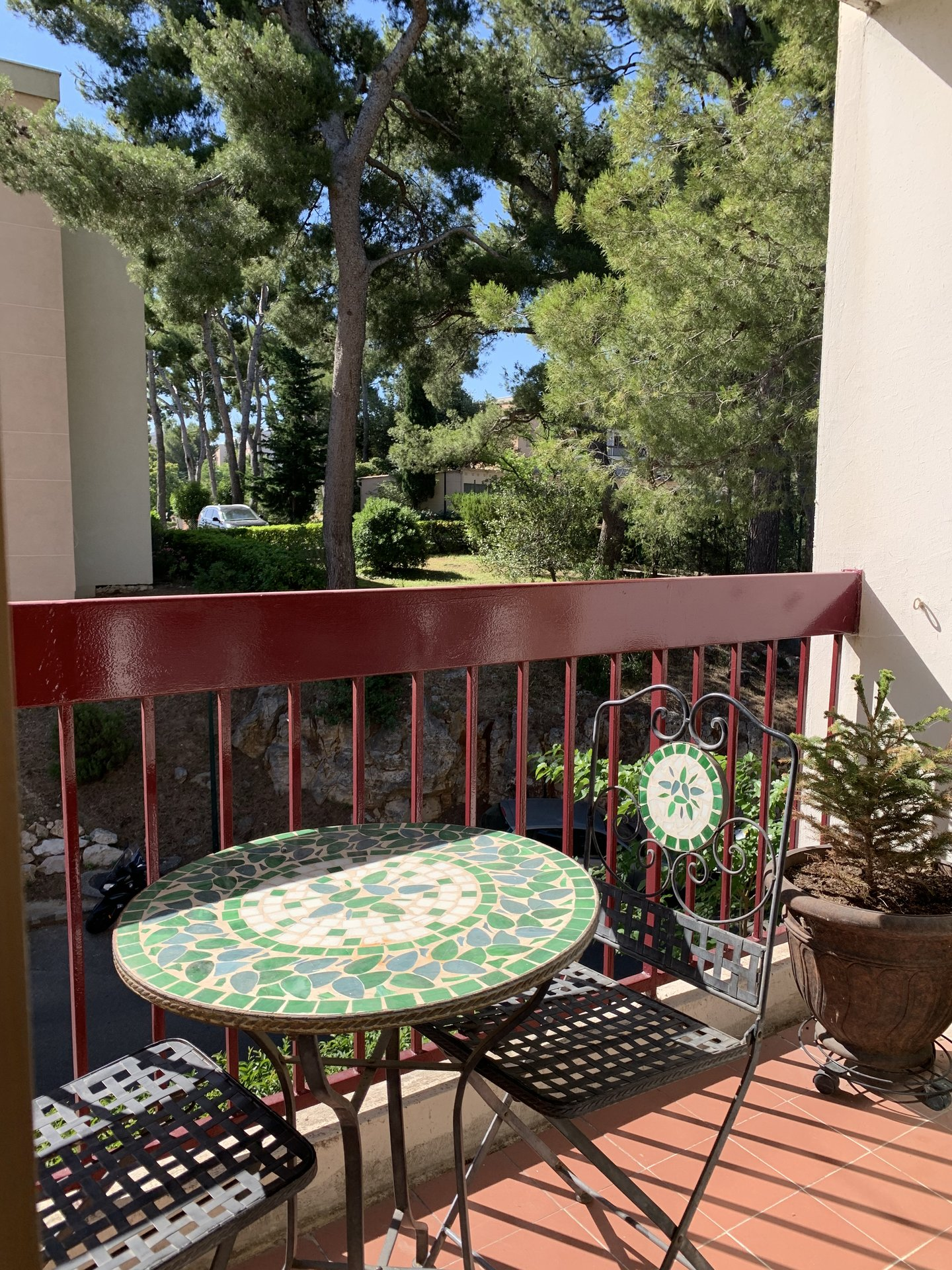 T3 avec balcon Parc St Julien
