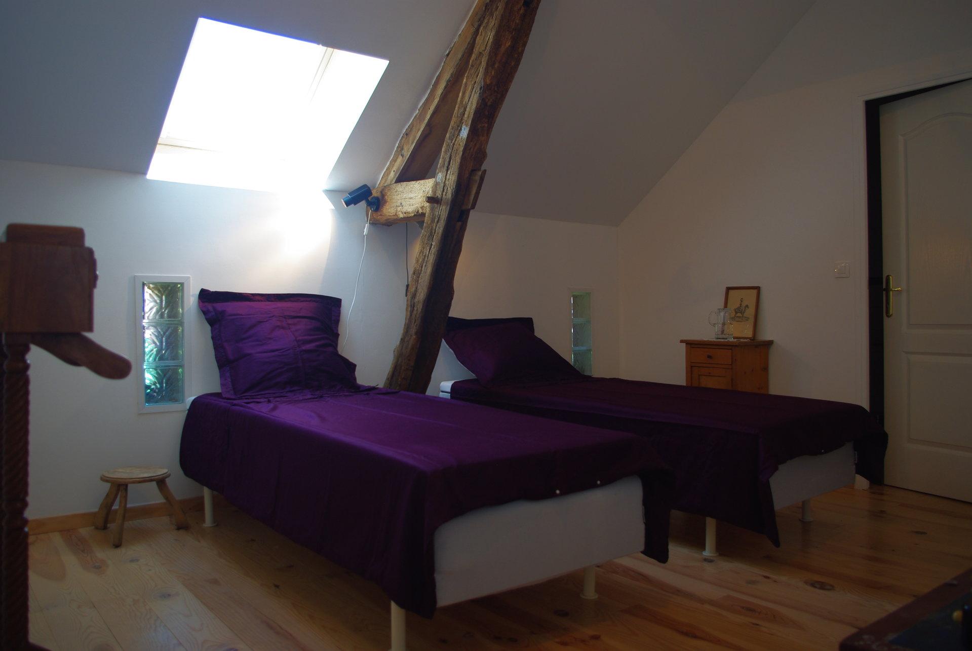 Huis + gîte met panoramisch uitzicht te koop in de Bourgogne