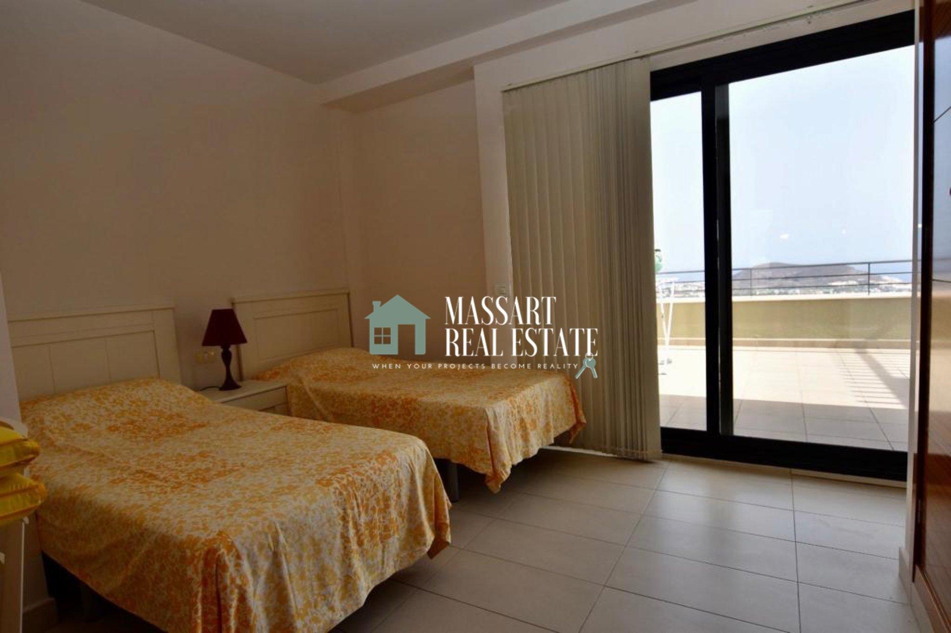 Prachtige villa van 162 m2 te koop in een exclusief gebied van Costa Adeje, La Caldera del Rey.
