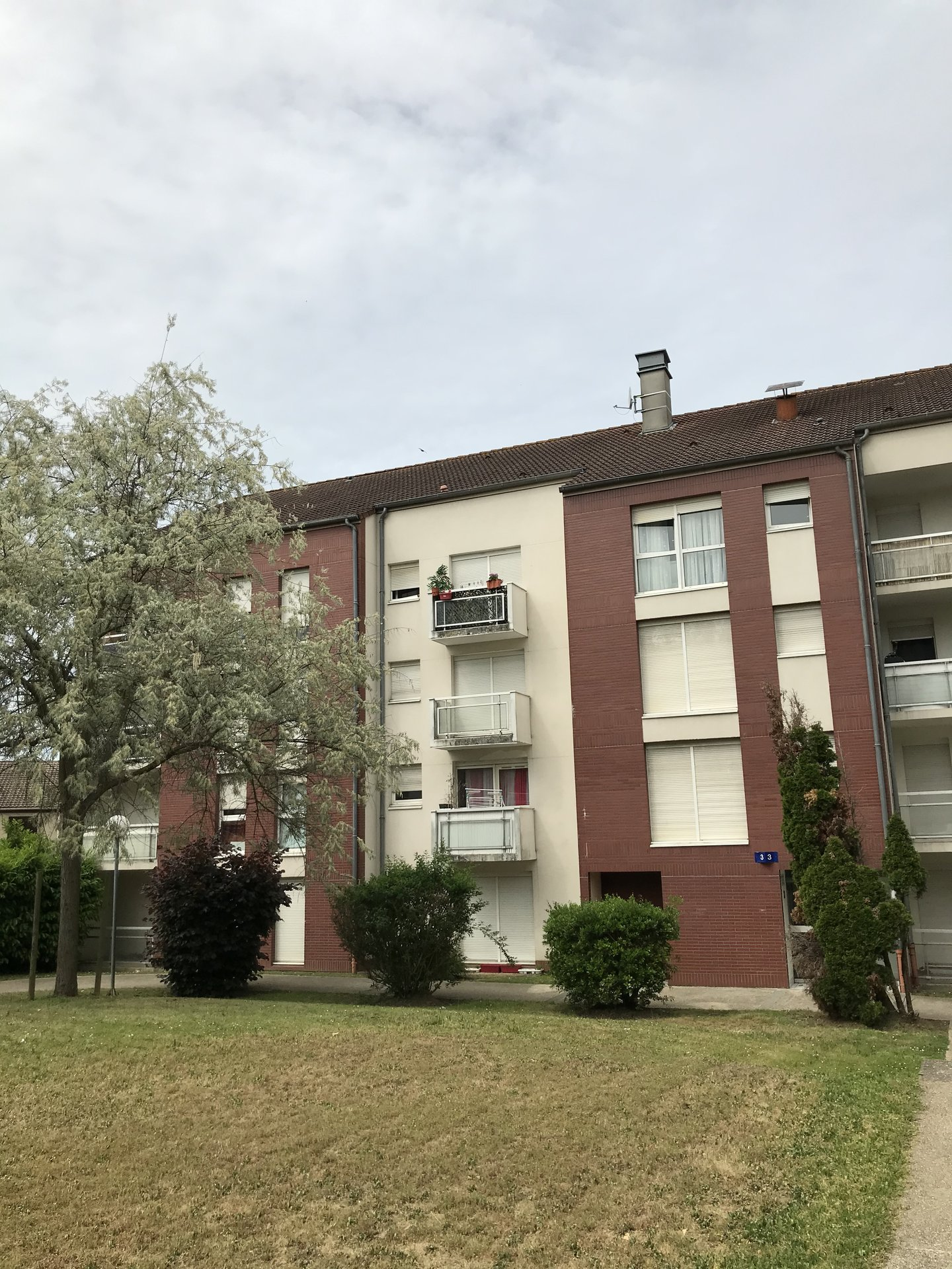 Vente Appartement - Cergy