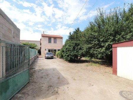 Corneilla La Rivière,  maison de ville 4 faces de 115 m² habitables