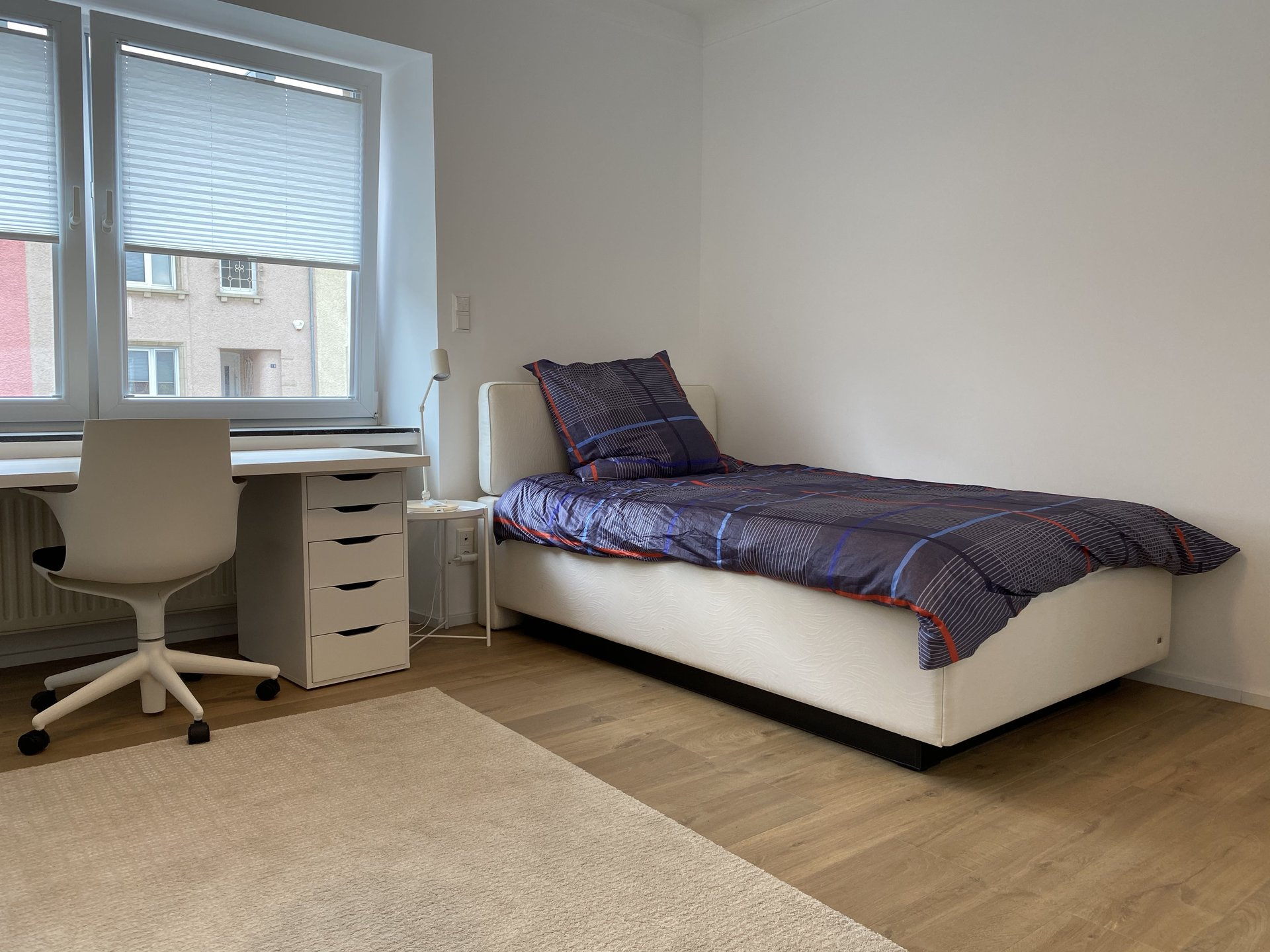 Rental Bedroom - Differdange - Luxembourg