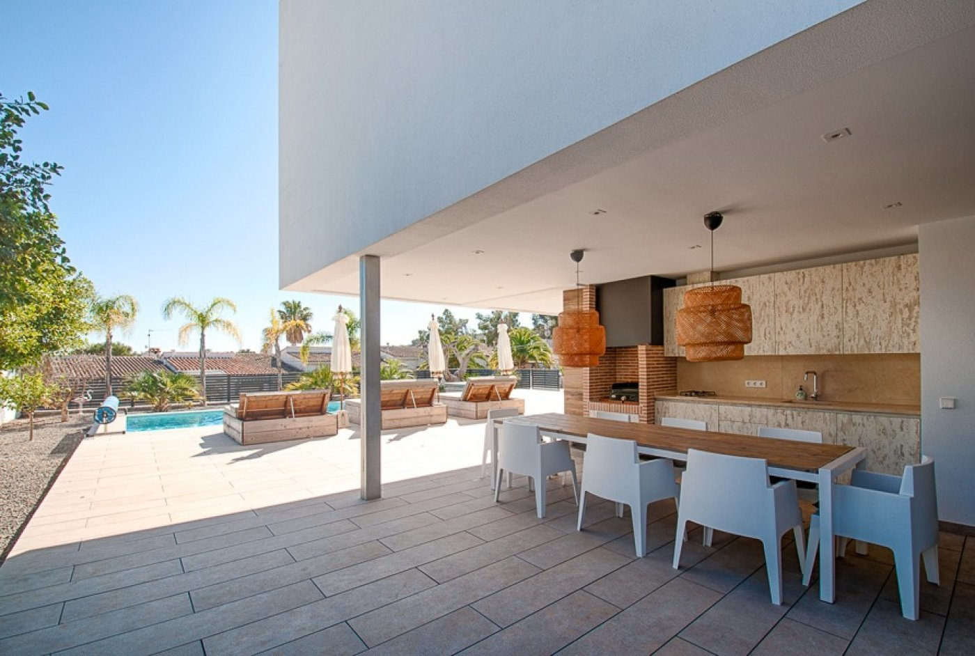 Tasteful and wonderful villa with panoramic views