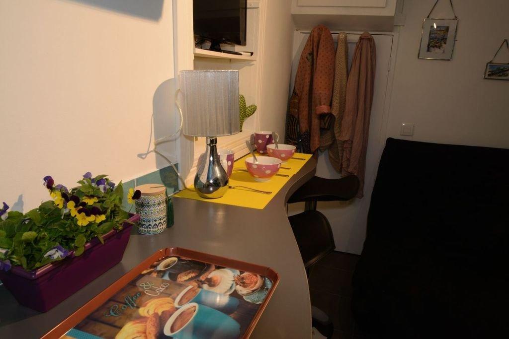 Magnifique Studio  au coeur du vieux-nice Place Rossetti