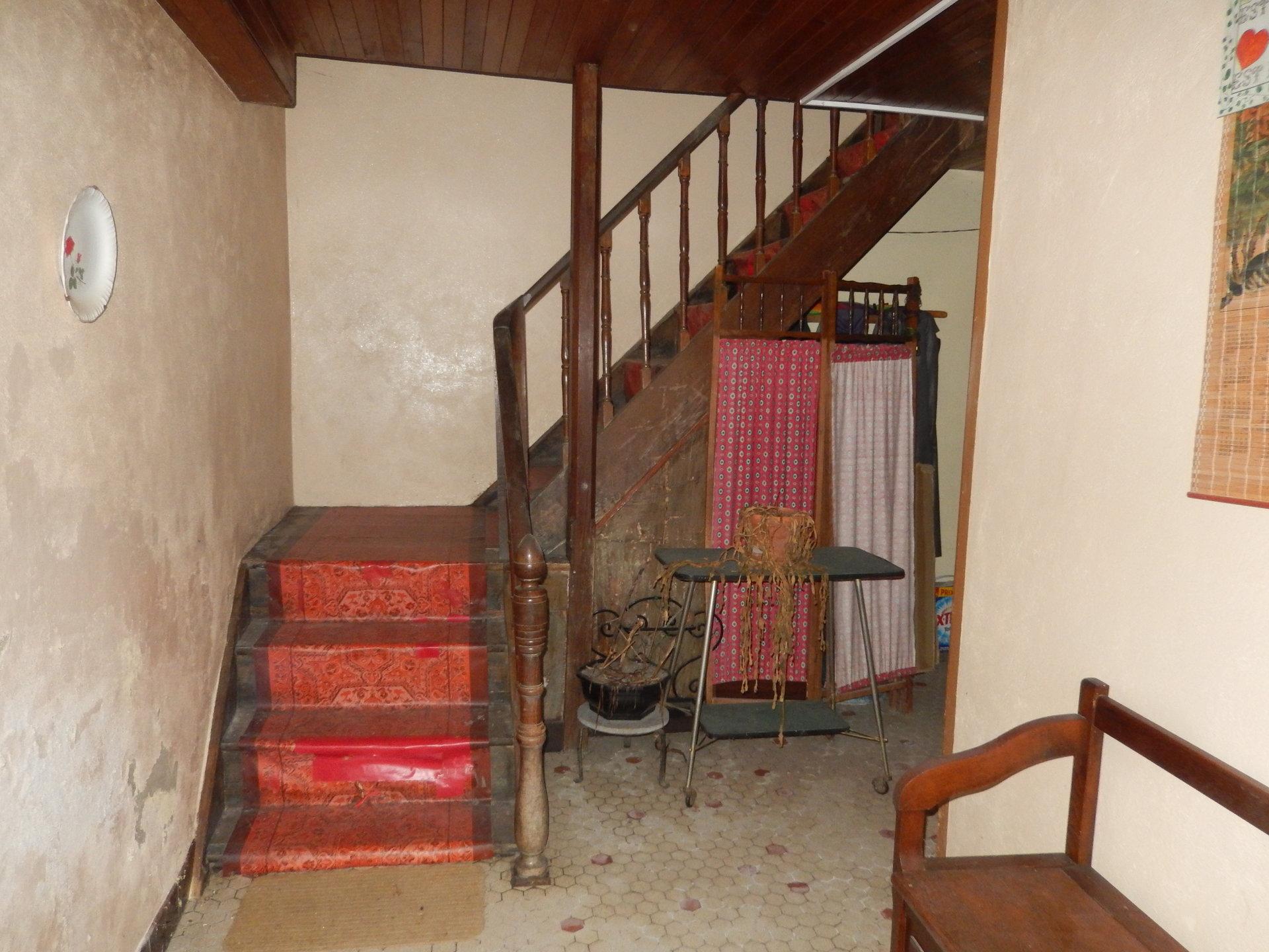 ARUDY Maison à rénover