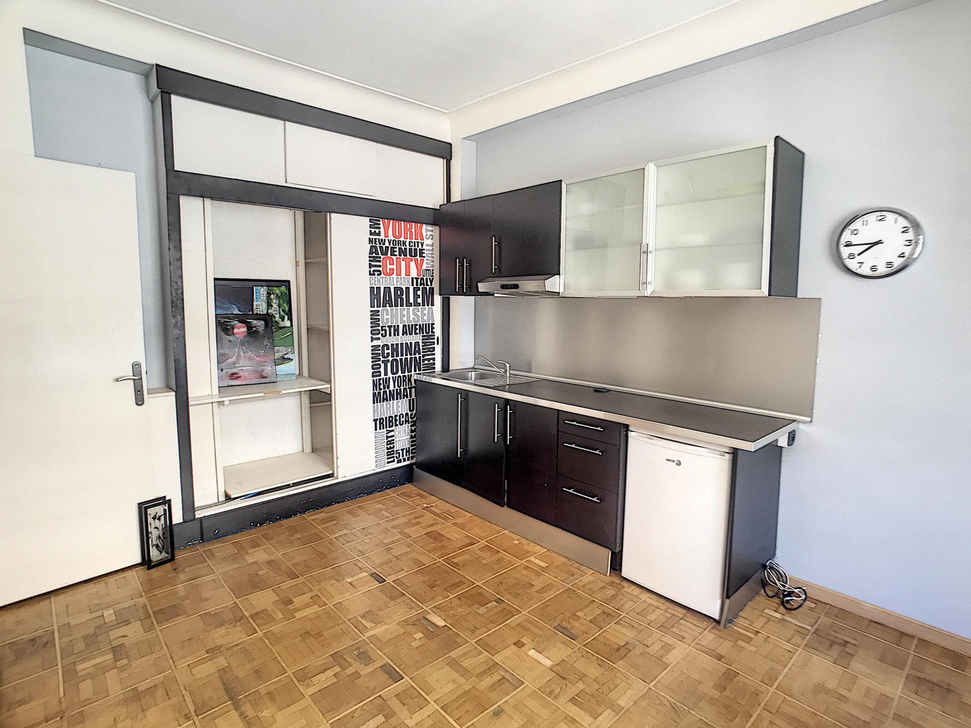 VENTE Appartement 4P Nice Hyper-Centre Lafayette Terrasse