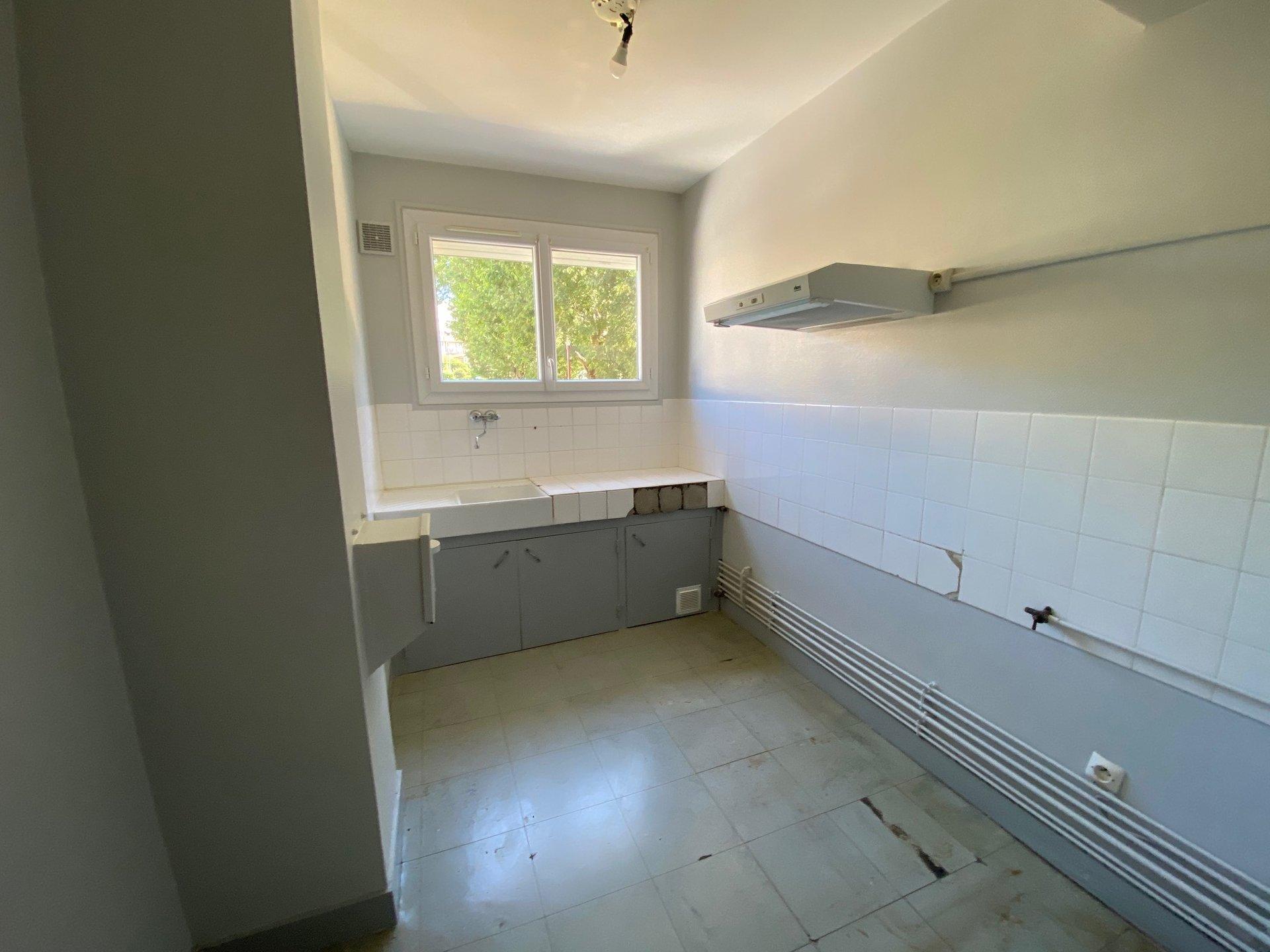 Appartement T3 de 51m² avec garage et balcon