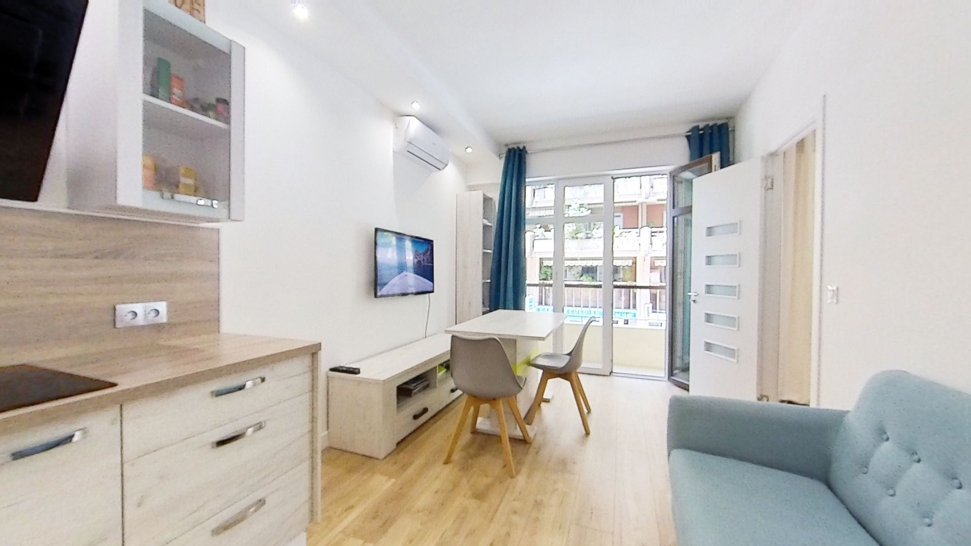 NICE LE PORT 2 bedroom flat