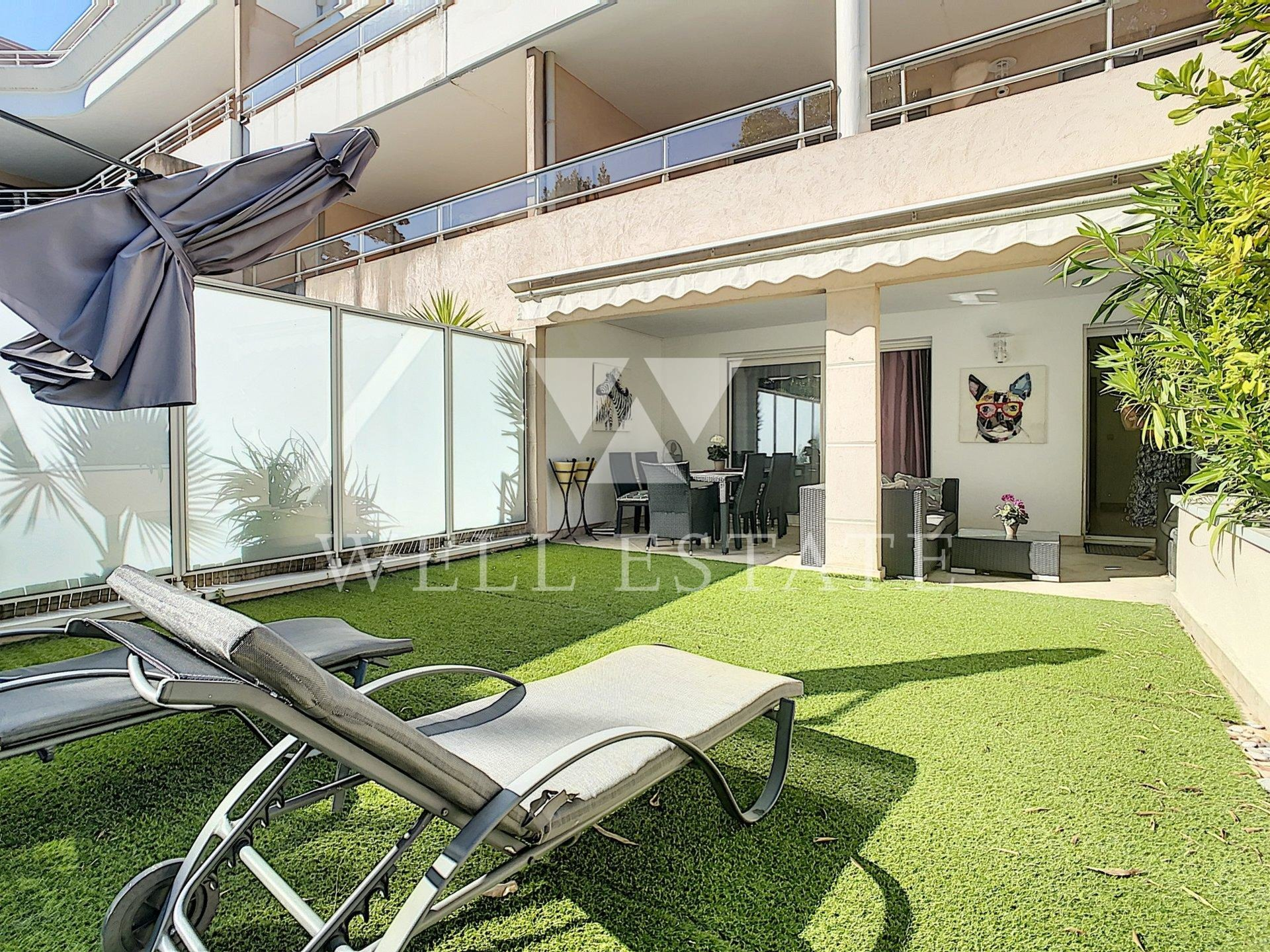 CANNES OXFORD NICE 3 BEDROOM APARTMENT 90M2 WITH SWIMMING POOL