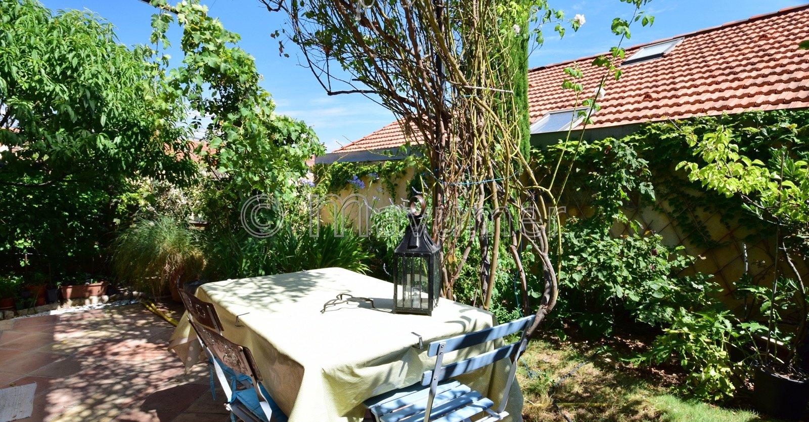 Charmante Maison avec jardin, vue mer- 13016- Mourepiane