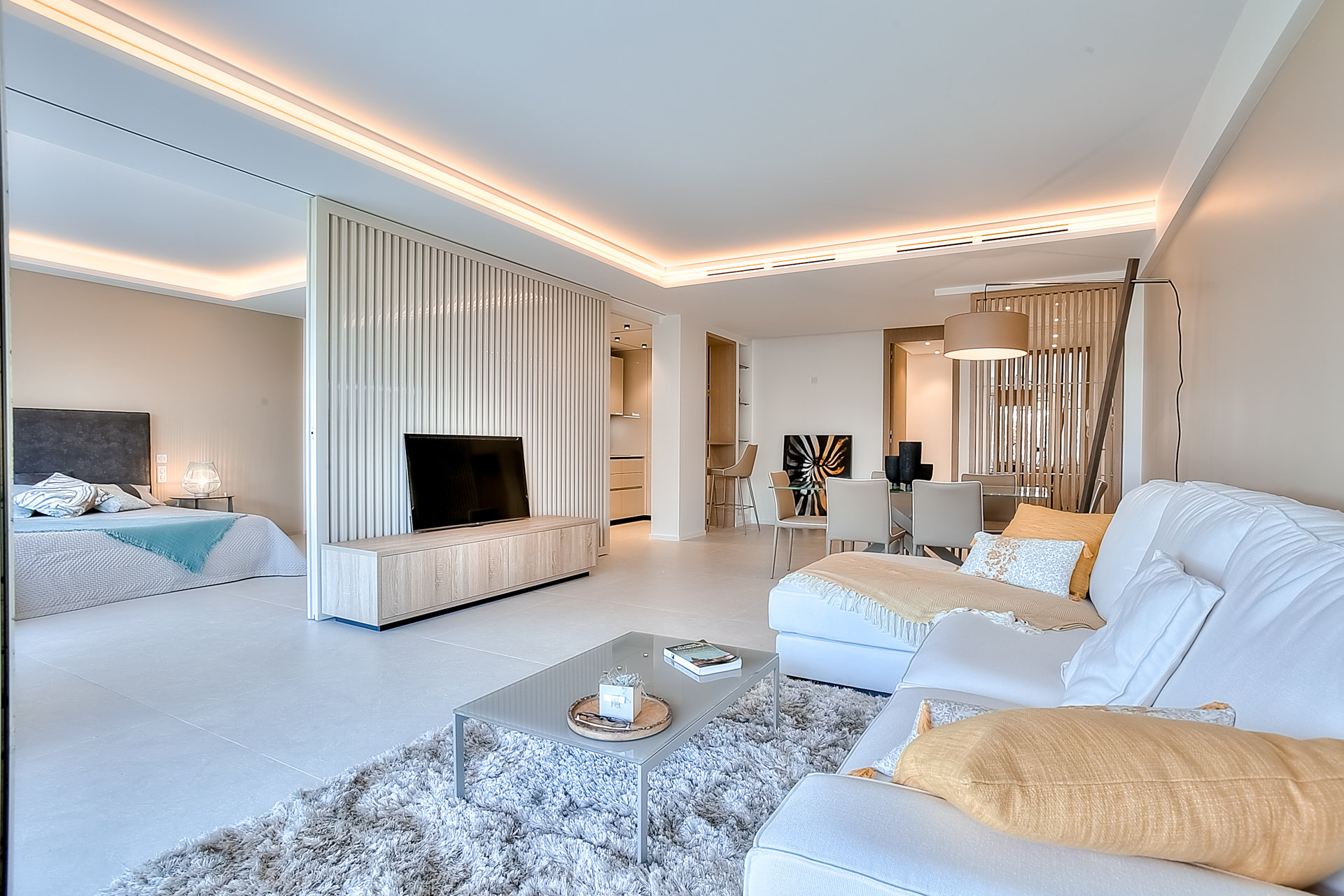 CANNES CROISETTE 4 ROOM APARTMENT FOR SALE