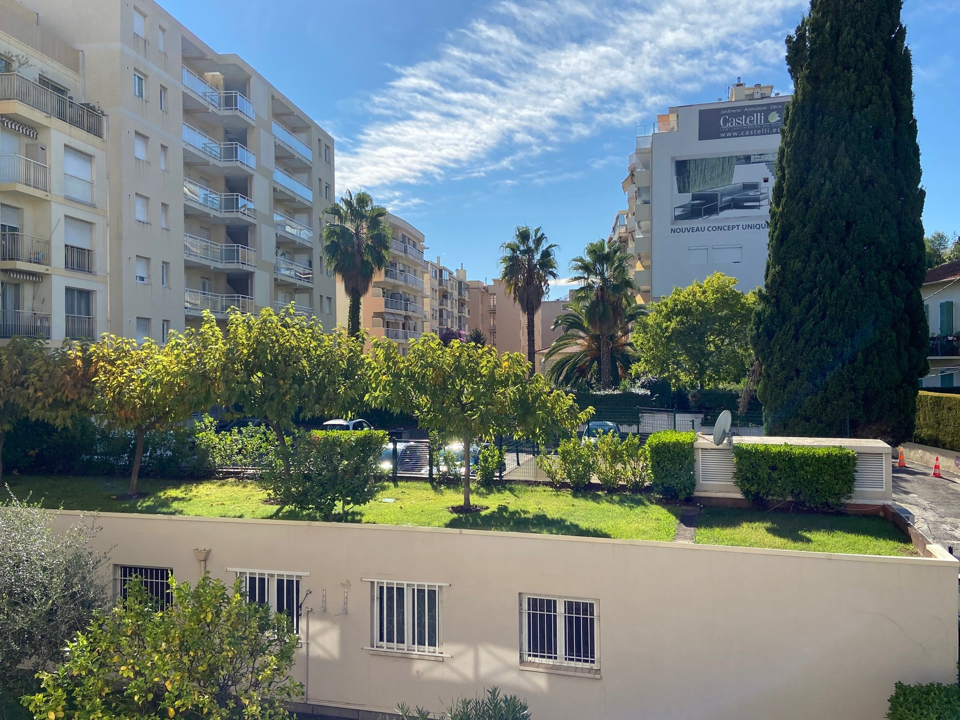 Sale Apartment - Nice Californie