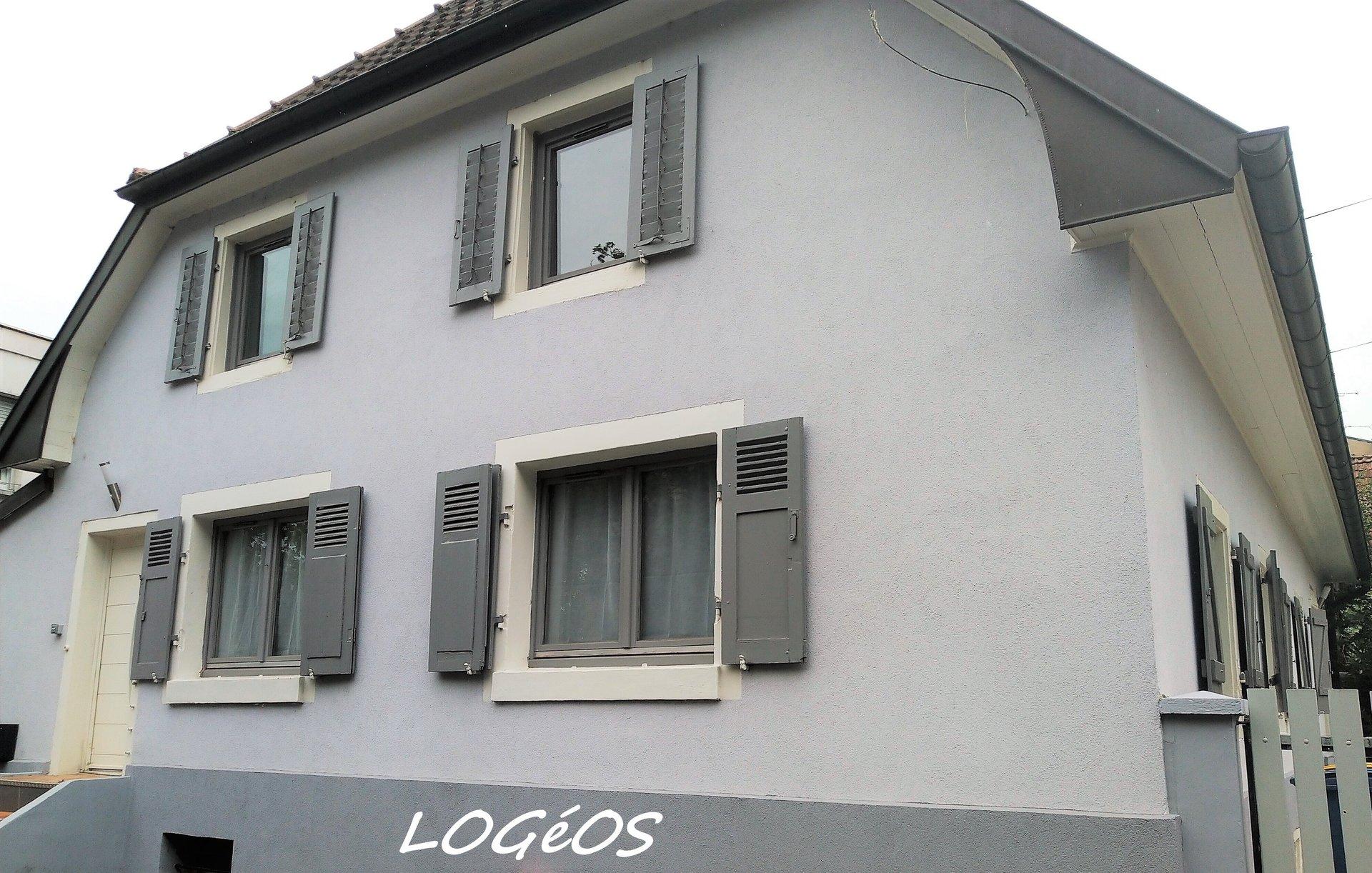 Grande Maison a Mulhouse-Dornach