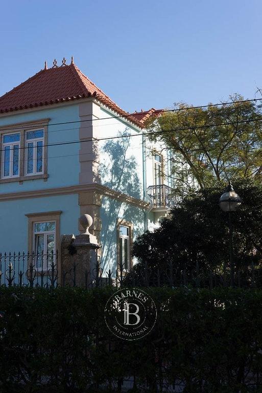 Chalet – Casa Santa Catarina – Parede/ Cascais