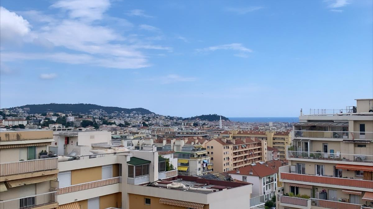 Sale Apartment - Nice Gorbella