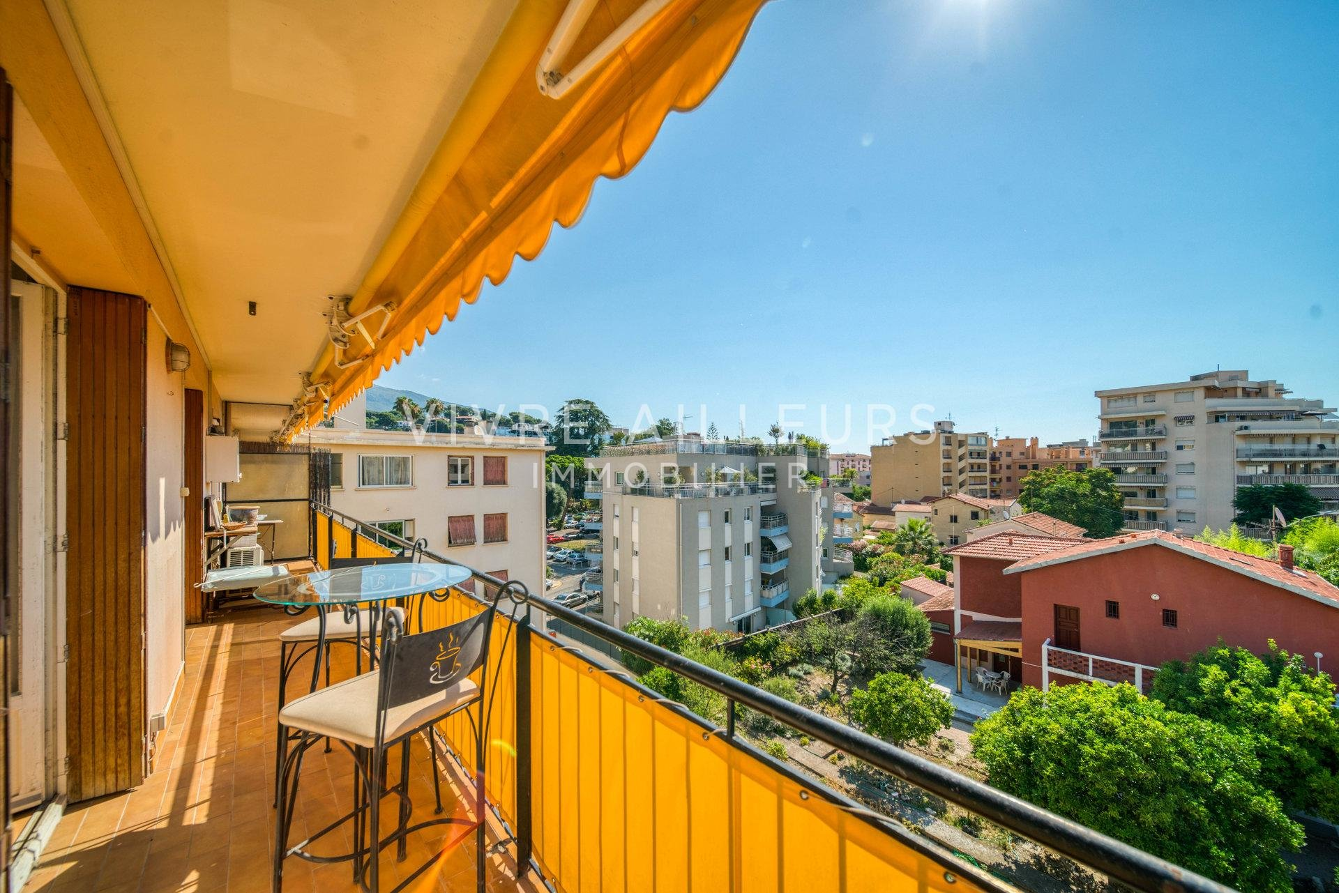 Roquebrune Cap Martin - sole agent -  appartment 3-rooms