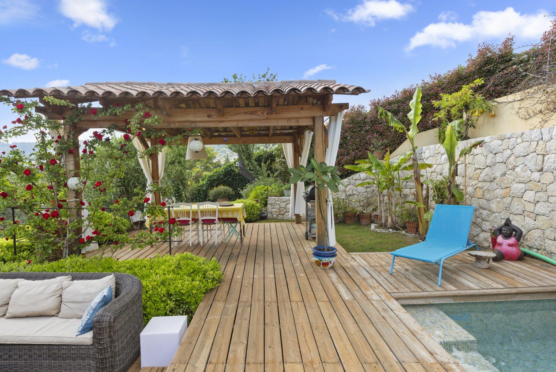 Saint Paul de Vence - Magnifique Villa de 180m²