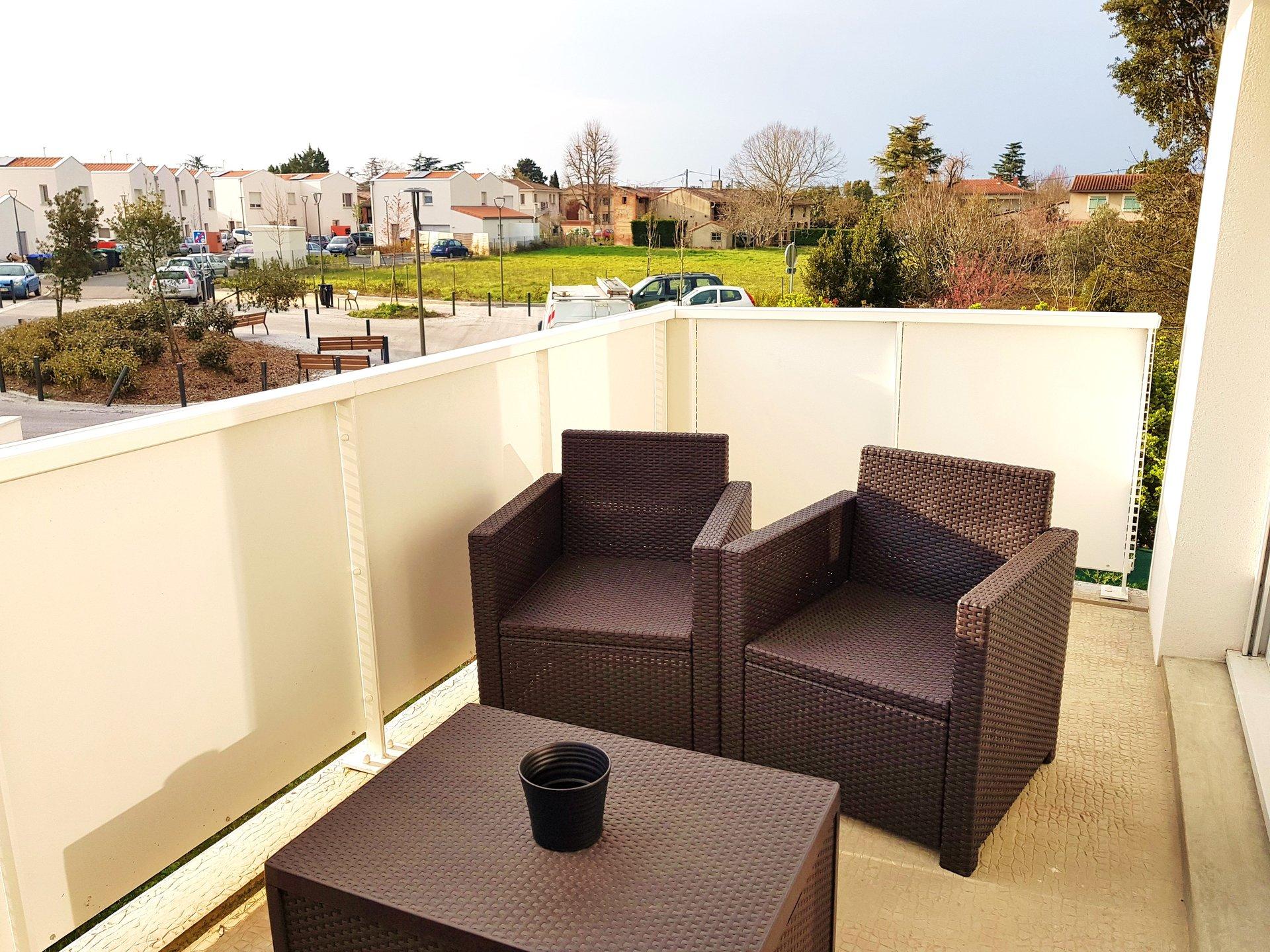 Appartement T3 - 57 m² - AUSSONNE