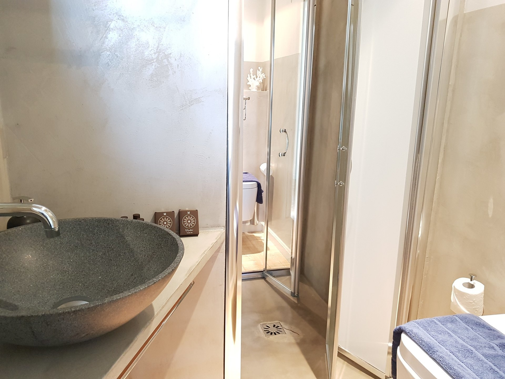 congress rental close center of Cannes 2 bedroom