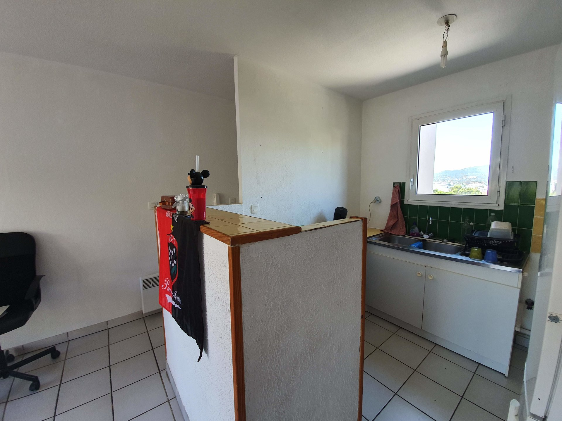 Grand Appartement T2 de 40m² au calme