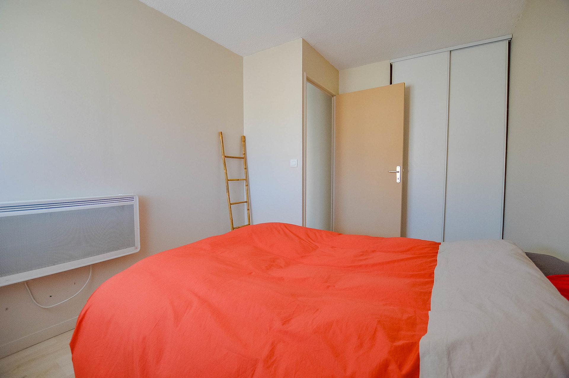 Appartement T2 résidence sécurisée Montpellier
