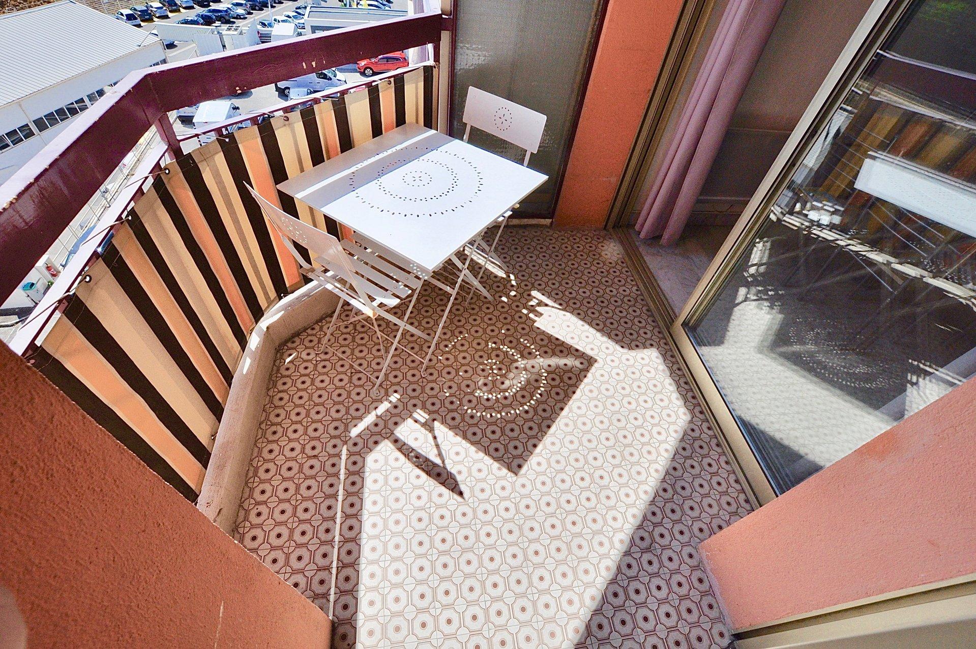 Studio Terrasse  - Nice Riquier
