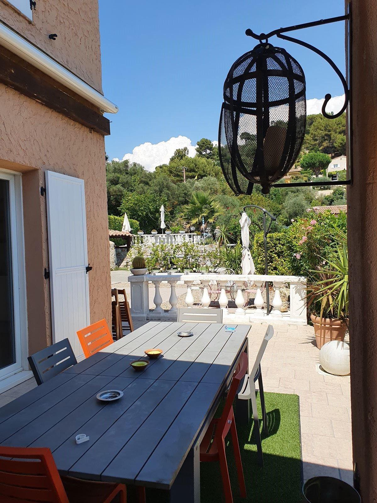 Sale Villa - Tourrette-Levens Barrelle
