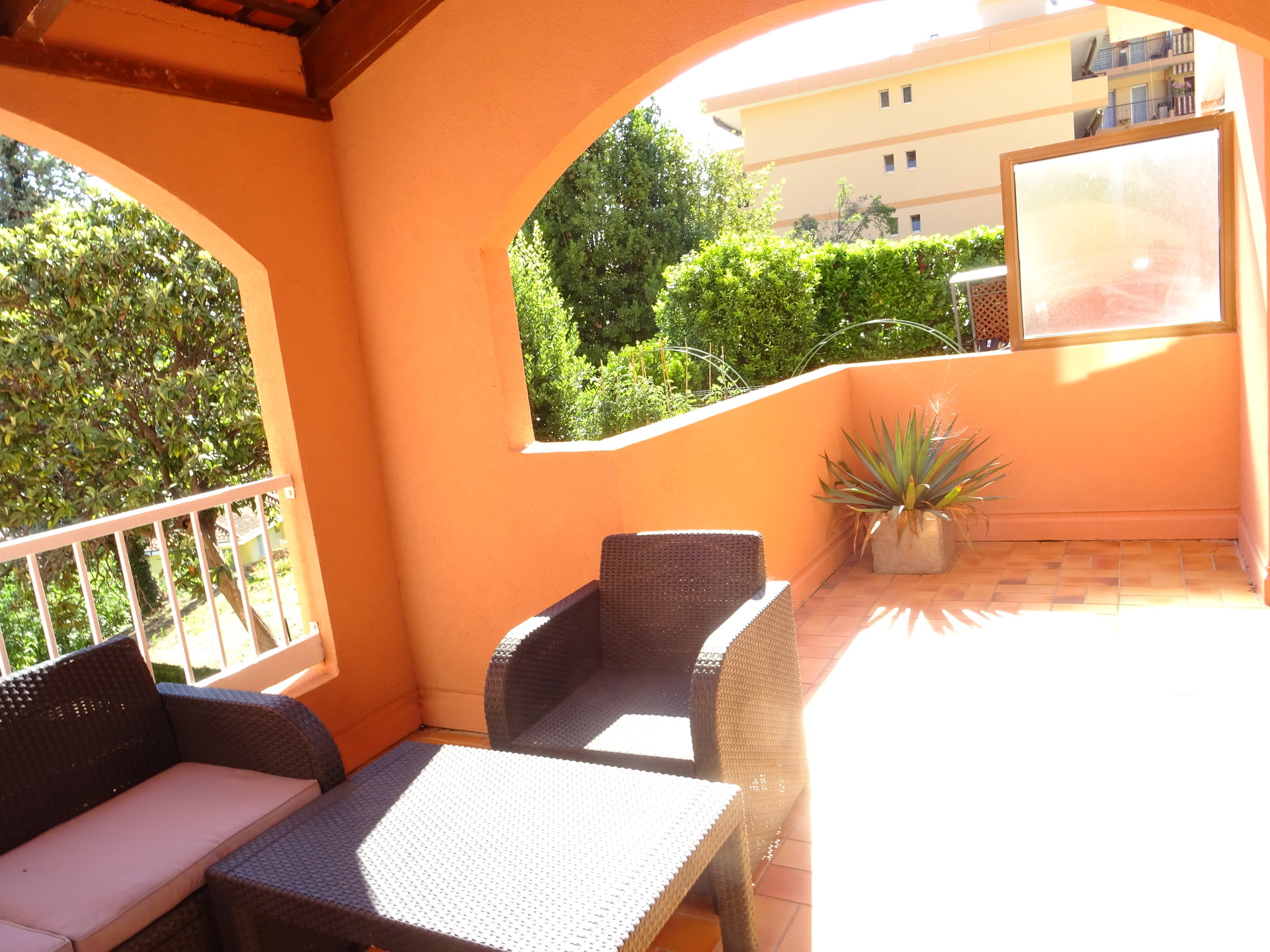 Sale Apartment - Roquebrune-Cap-Martin Vallonnet