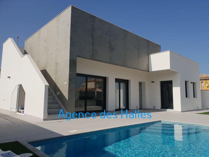 Villa neuve de 108 m²