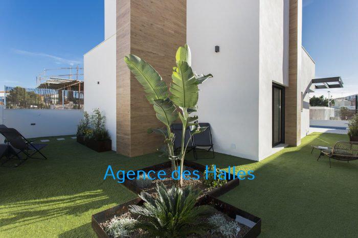 Villa neuve de 128 m²