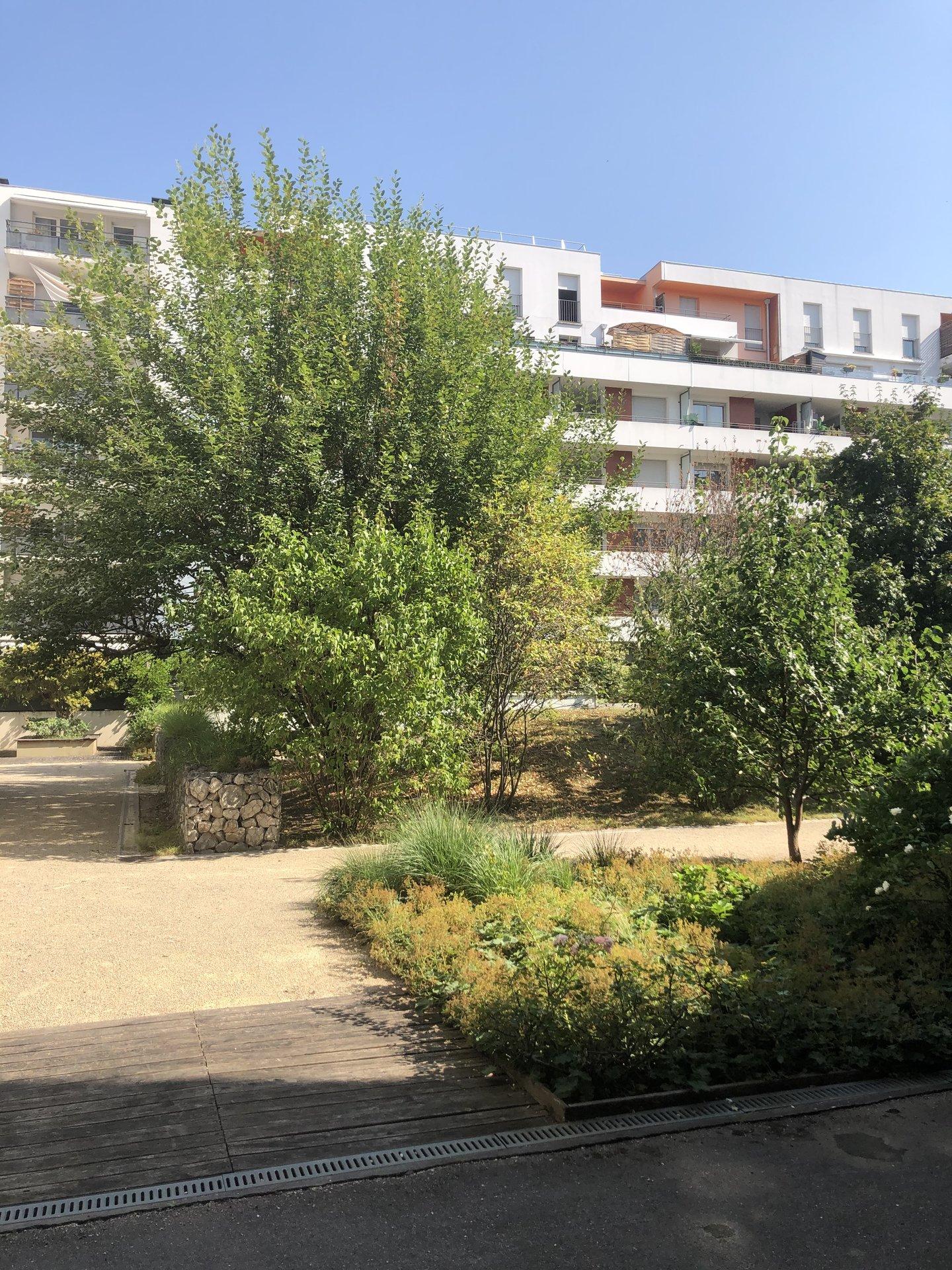 T4 avec terrasses