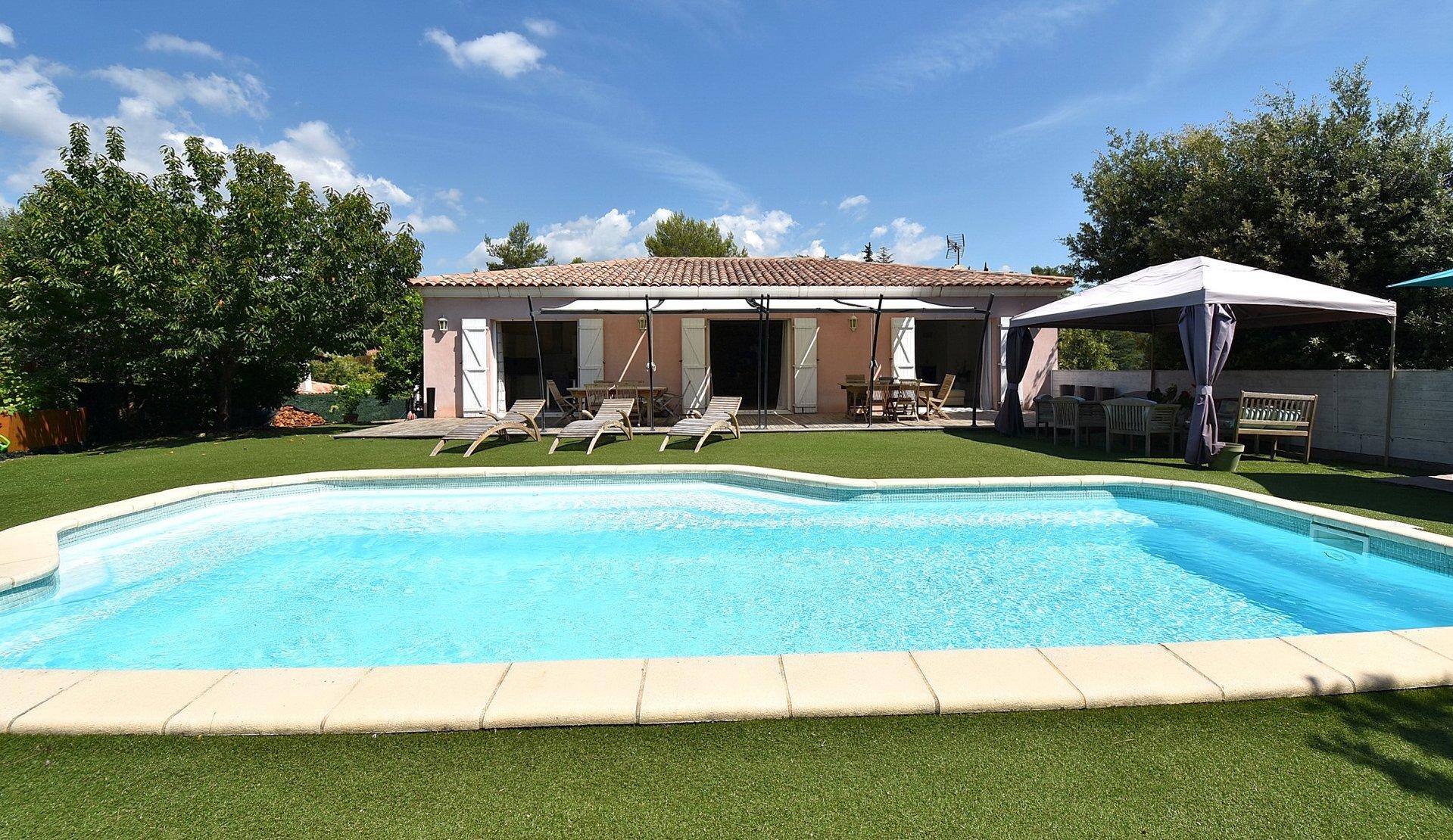 Sale Villa - Biot Vallée verte