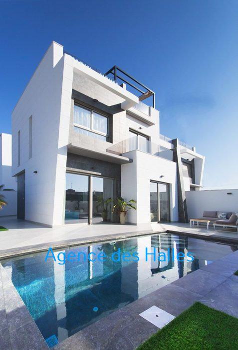 Villa neuve de 130 m²