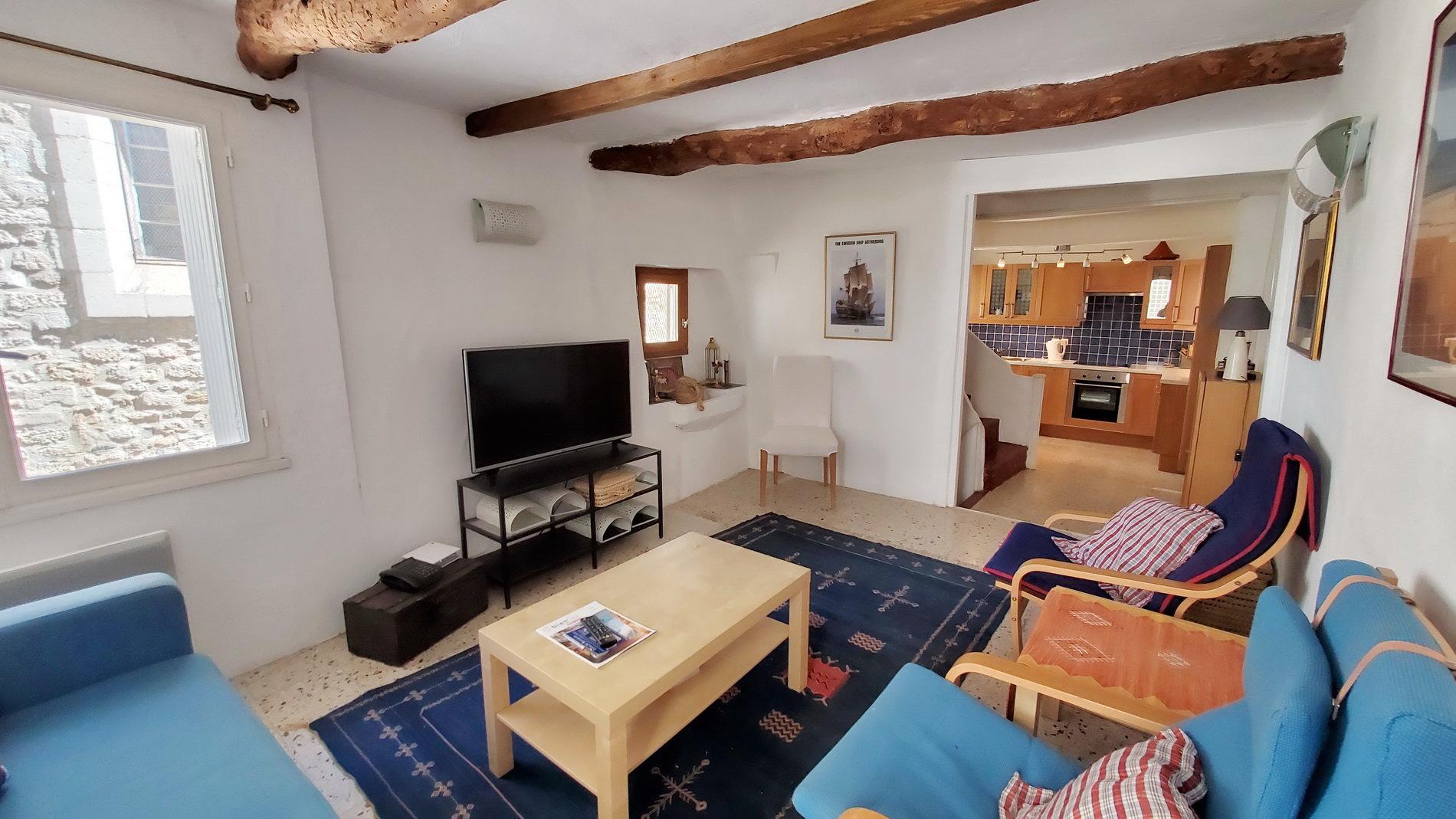 Charmante maison de village avec 3 chambres et une terrrasse ensoleillée