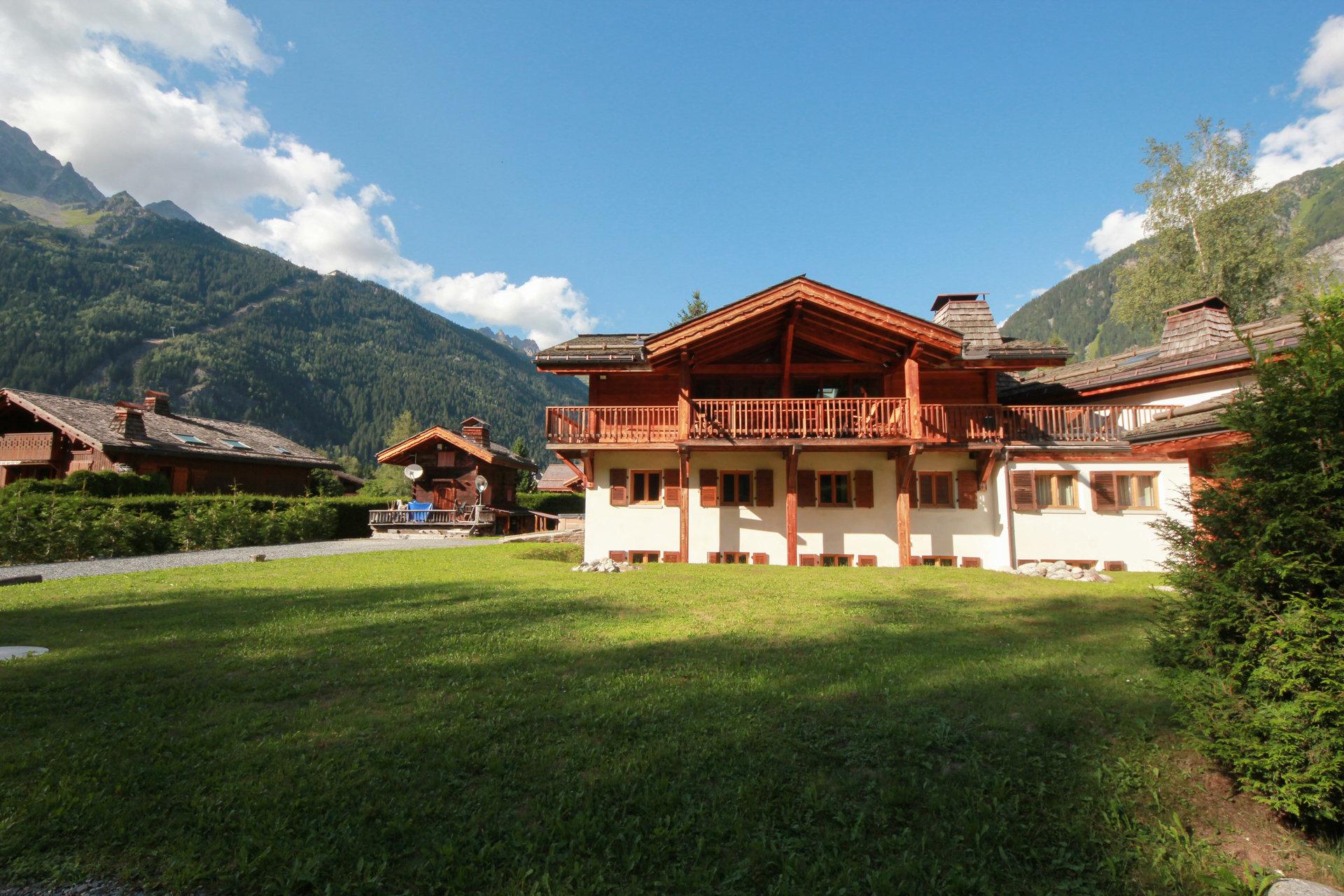 Sale Chalet - Chamonix-Mont-Blanc Les Bois